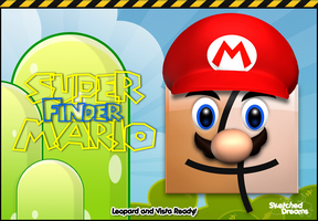 Super Finder Mario by sketched-dreams