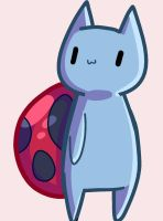 it's my boy catbug by DeadlyChickenNuggers