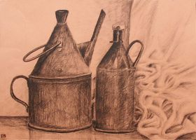 2006 - An Old Kettle and a Canister by Smartache