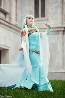 Oracle of Destiny by MissCarlette