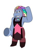 Bismuth Remake by MrChaseComix