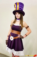 Caitlyn ~ League of Legends Cosplay by Dragunova-Cosplay