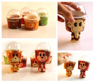 Ice cream cup BOBBLERS by junfei176