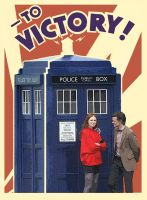 Doctor Who to Victory by Sims2tam