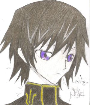 Lelouch by Souseisekii