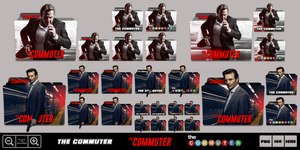The Commuter (2018) Folder Icon Pack by Bl4CKSL4YER