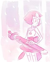 Pink Pearl by HamsterParade