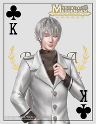 King of Clubs Zen by sasusaku-uchiha0718