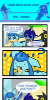 Stupid short eevee comic 36 by pinkeevee222