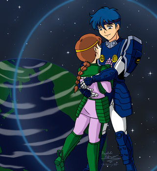 RW- Just You and Me by K-Shinju88