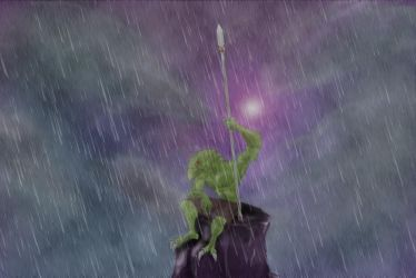 Craterian Rain by Royalty-Doc