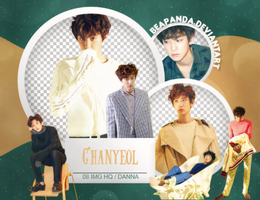 Pack Png 572 // Chanyeol (EXO) by BEAPANDA