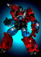 PERCEPTOR COLOR by Mjones456