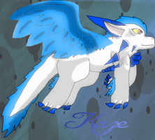 Kaze by SuperSonicFireDragon