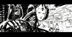 STAR WARS by Bosmitze