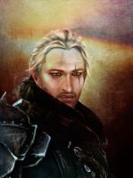 Anders from 'My Lioness' by olivegbg