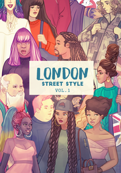 London Street Style by sarakuan