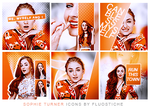 sophie turner :: icons by fluostiche
