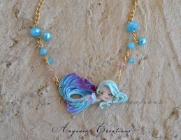 mermaid dreams by AngeniaC
