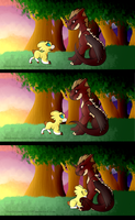 -:Not so lonely:- (Story added) by ShadowPaw1007