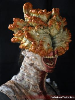 Clicker - Life size bust by FabricioWorks