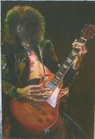 Jimmy page by pecantebueno