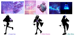 SugarStariis space Aesthetic adopts [CLOSED ] by StarryPuffy-Adopts