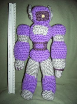 Shockwave Plush by Coralle