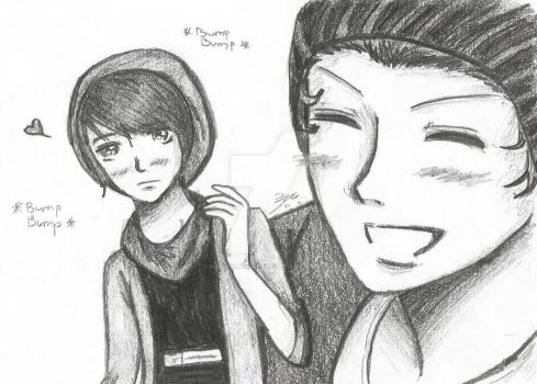 Fetus!Larry: Love at first sight by MANGAMANIAC666