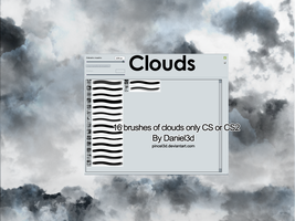 Clouds - Version I by pincel3d