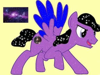 Galactic Beats and the picture his looks are based by Urafiki