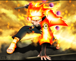 Uzumaki Naruto is Here! by IIYametaII