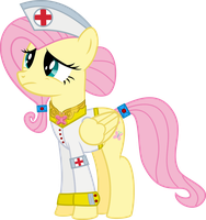 Lt, Fluttershy, the Element of Kindness Vector by UlyssesGrant