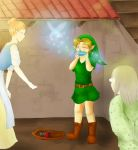 Playing for spare rupees by Alamino