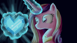 Cadence's heart by WourDeLuck