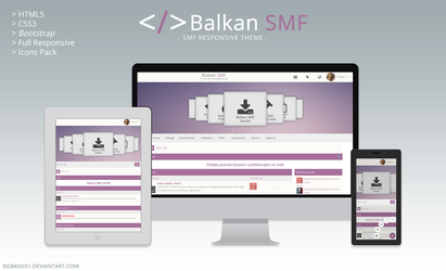 Balkan SMF Forum by Boban031