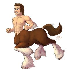 Gaius Centaur by evion