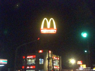 Go for McDo by j3p0y