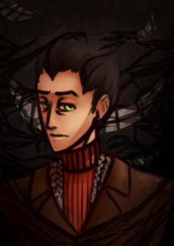 Don't Starve: Autumn by Darlighl