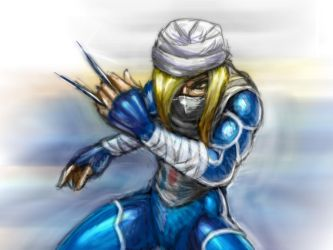 Sheik by leftee007