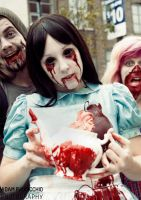 Welcome to Zombieland by Paper-Night