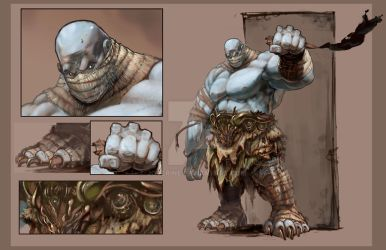 Ogar by joverine