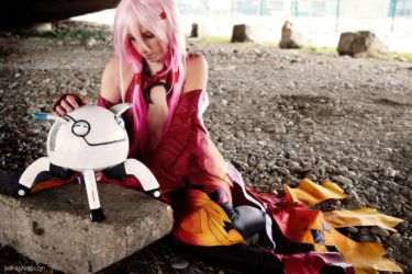Inori cosplay - Guilty Crown 03 by Chimeral-CosplayArt