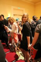 Me dressed as Winry by Coolcatz56
