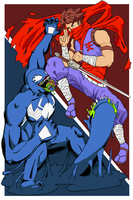 Marvel Vs Capcom by PennsylvanniaFlyboy