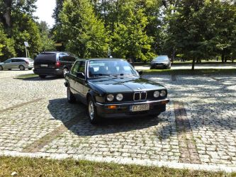 BMW E30 by FataMorgana2012