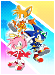 Sonic Concept Riders by SonicTheEdgehog