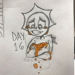 day 16 by wowieookay