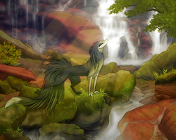 The Hidden Gorge by Yodeldog