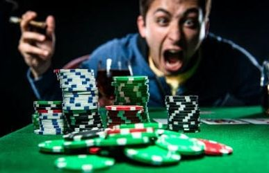 Poker and the ideal poker face by ronozer